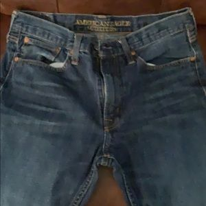 American eagle jeans -original taper